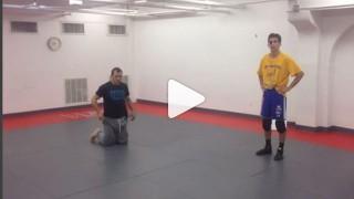 Double Leg Drill – Renzo Gracie Wrestling