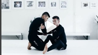 Attacking the Arm Drag – Art Of Jiu-Jitsu