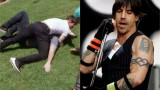 Anthony Kiedis Grapples (Red Hot Chili Peppers)