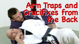 Arm Traps and Crucifixes from the Back – Stephan Kesting