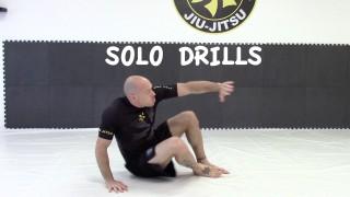 BJJ Solo Drills – Phillip Wyman