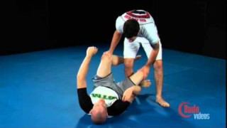 D'Arce Choke As A Counter To A Guard Pass – Jeff Glover