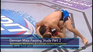 Demian Maia Movement Mechanics – BJJ Scout Part 2