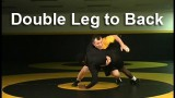 Double Leg into Sidecontrol – Cary Kolat