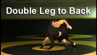 Double Leg into Sidecontrol – Cary Kolat