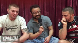 Gordon Ryan and Garry Tonon Interview – VerbalTapCast