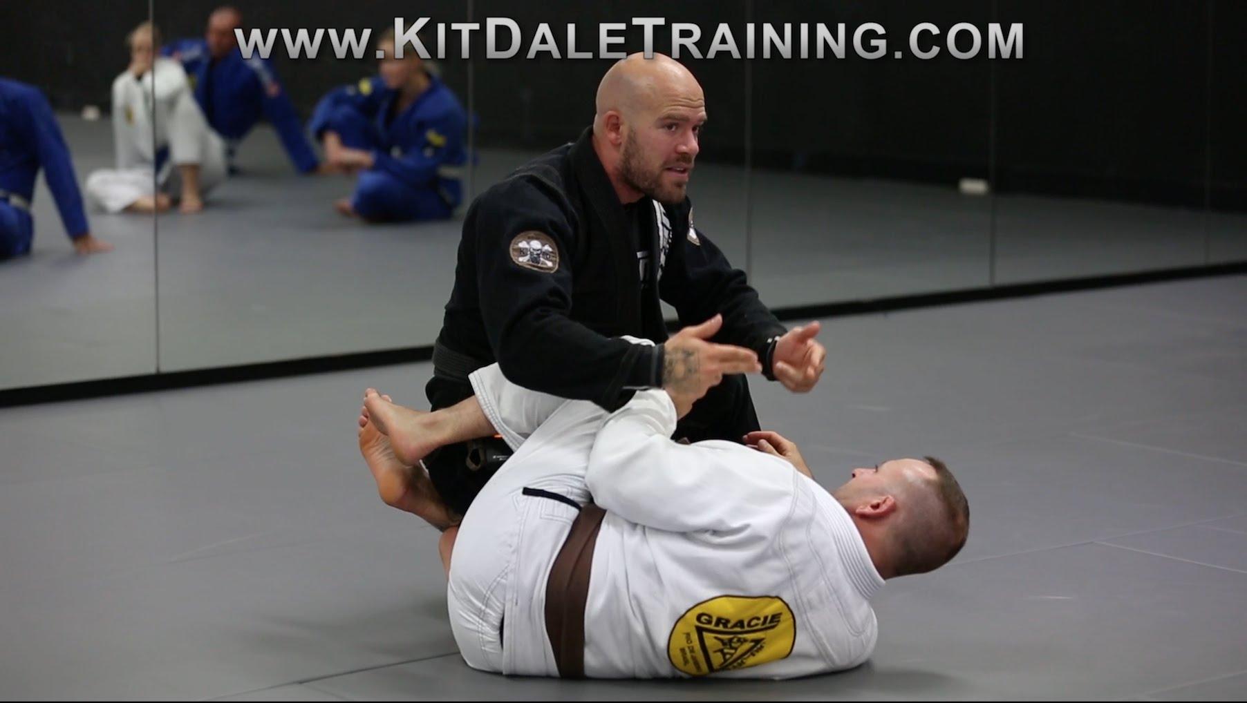 Guard Passing – Kit Dale