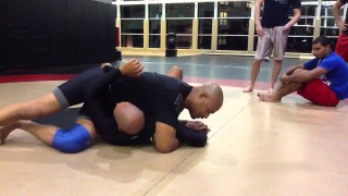 John Danaher Kimura from Side Control – David Branch