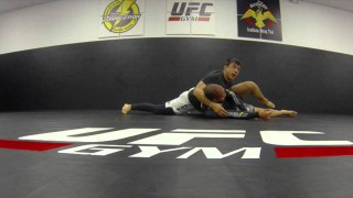 NoGi Leg Drag pass vs Half Guard – Josh Mancuso