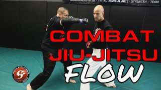 Ouchi Gari Takedown to Submission Combo – MMA version