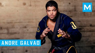 Strength and Conditioning – Andre Galvao