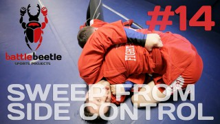 Sweep From Side Control – Kirill Sementsov