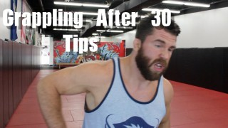 Tips For Grappling After 30 – Nick Albin