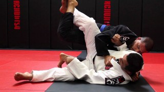 Tornado Sweep From Side Control – Ricardo Cavalcanti