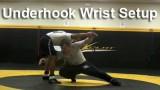 Underhook Wrist Leg Attack Setup – Cary Kolat