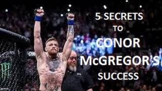 5 Secrets That Conor McGregor Used