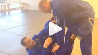 Sweep to Submission Sequence – Rafael Lovato Jr