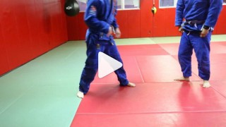 Single Leg Judo Counter – Chase 'Caveman' Owen