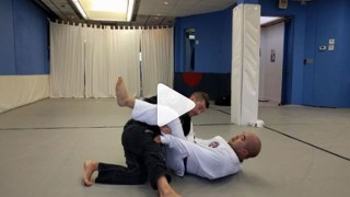 Slick DLR Double Under pass to Armbar- Scott Boudreau