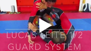 5 half guard sweeps & back takes Lucas Leite system – Gile Huni