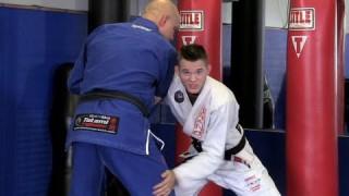 Best Takedown vs Bigger Opponents? – Stephan Kesting