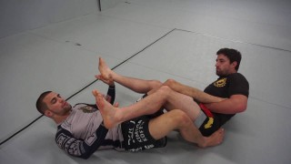 Defend an Ankle lock from 50/50 – Garry Tonon
