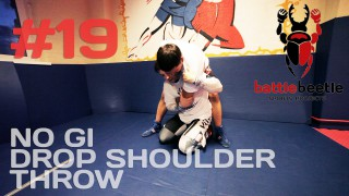 Drop Shoulder Throw – Kirill Sementsov