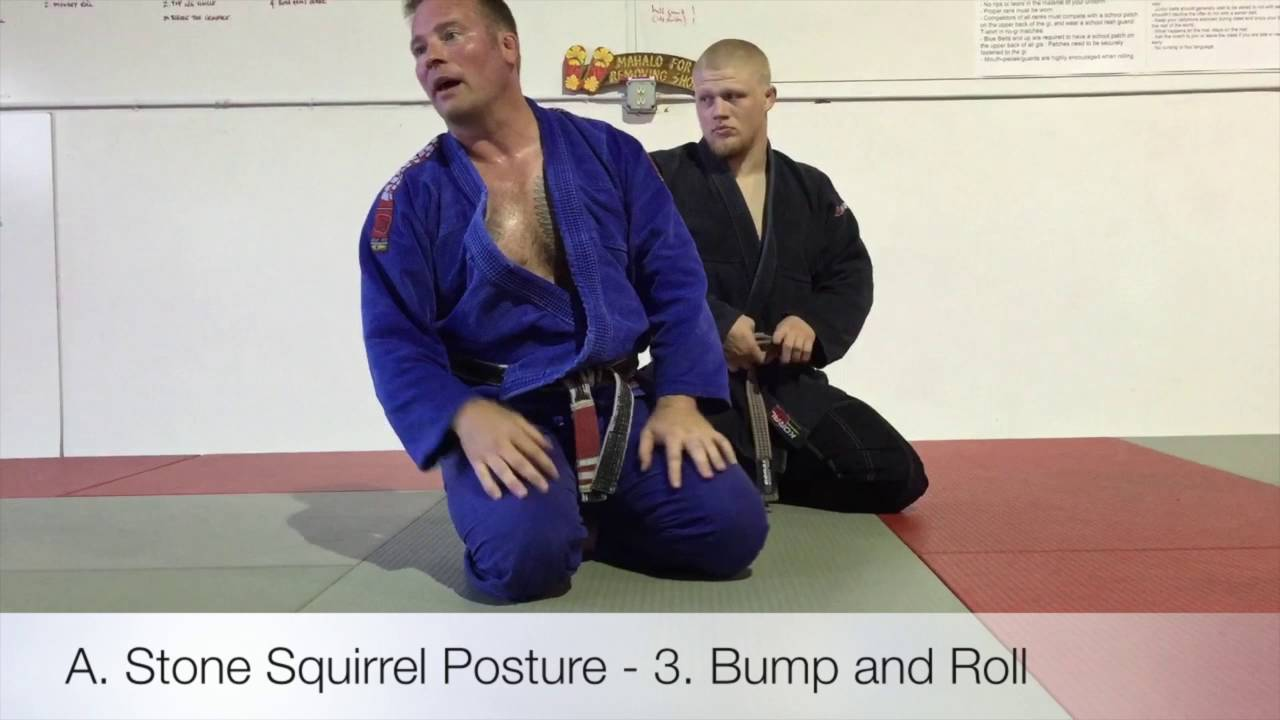 Everything You Want to Know About SideControl Escapes -Douglas Esposito
