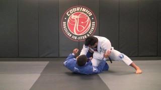 Knee Slice With Collar Grip – Cobrinha
