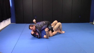 Neck Crank From Side Control – Dean Lister
