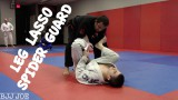 Passing Leg Lasso/Spider Guard – Johnatan Wertz