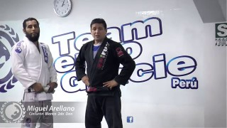 Passing the Guard – Renzo Gracie Peru