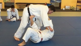 Side Tomoe Nage –  Koji Komuro