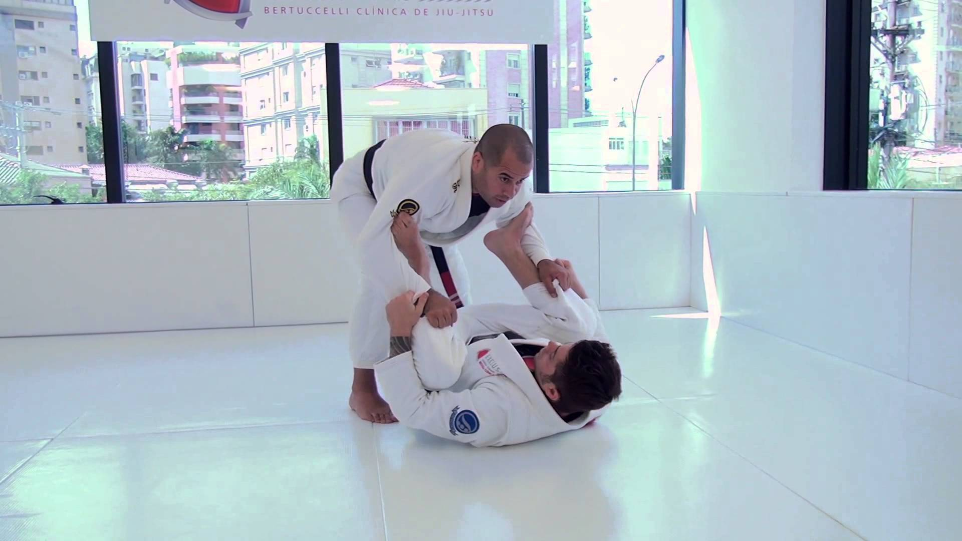 Spider Guard Pass the Essence Of Jiu-Jitsu – Leo Viera
