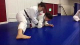Spining Arm Bar With – Ana Laura Cordeiro