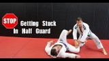 Stop Getting Stuck In Half Guard – Nick Albin