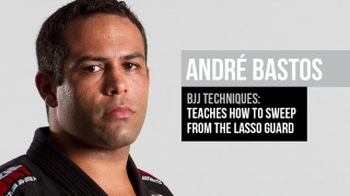 Sweep From Lasso Guard- Andre Bastos