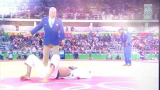 112th ranked Punza pulls off huge upset vs judo contender
