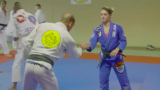 Mackenzie Dern Rolls Hard with Her Dad Megaton Dias
