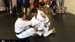 Lapel Choke – Rafael Domingos