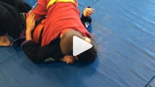Little Armbar Drill for Kids – Mike Bidwell