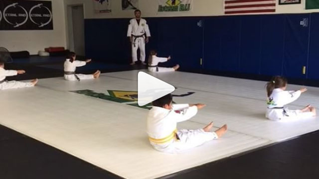 Confidence Is Key – BJJ for Kids