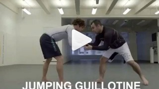 Marcelo Garcia's Shows Guillotine Variations