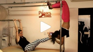 One Very Strange Core Work Out – Bia Mesquita