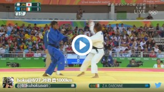 Dynamic newaza from the Olympics – Great job attacking the turtle