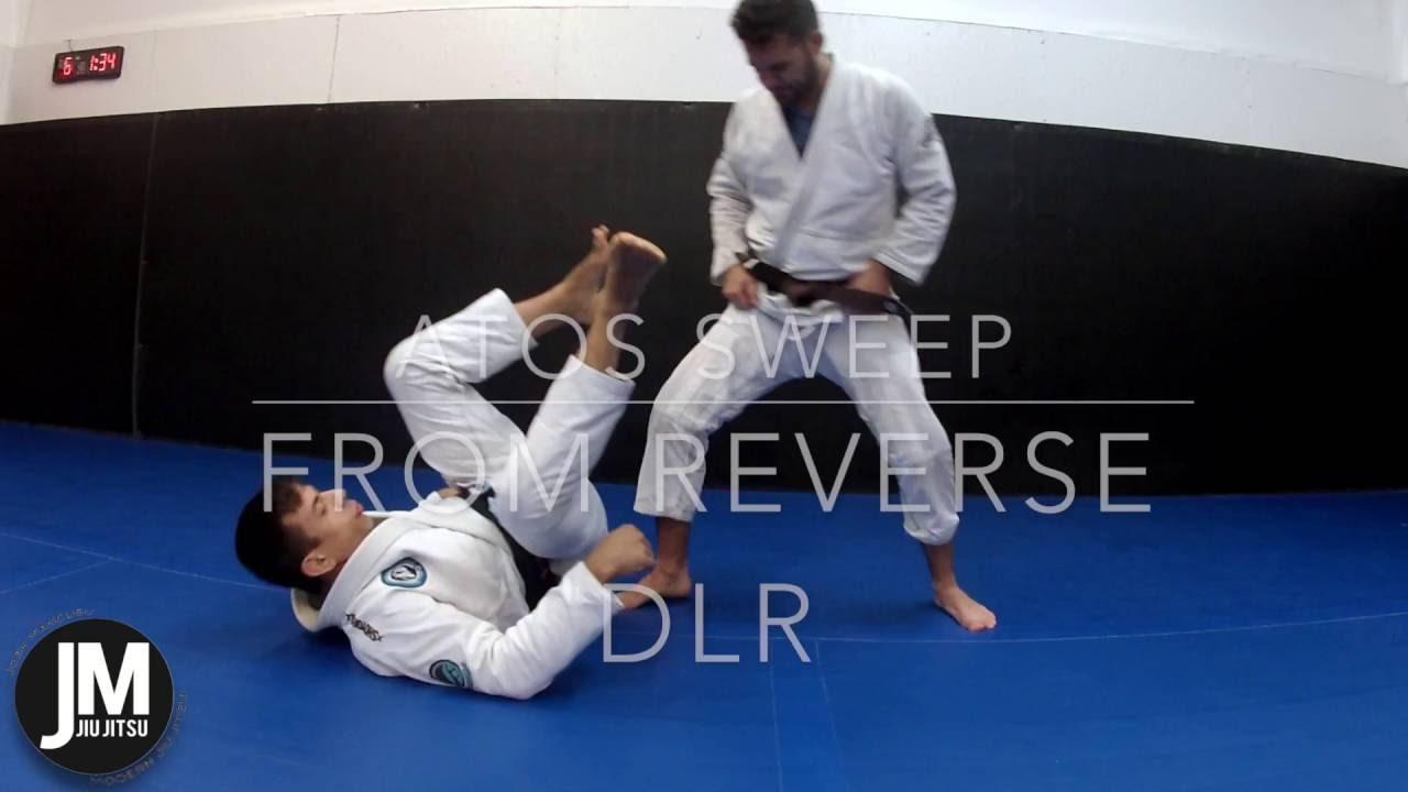 Atos Swep from Reverse Dela Riva – Josh Mancuso