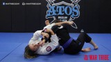 Attack from Omoplata – By Angelica Galvao