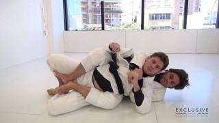 Berimbolo from the Scissor Sweep – Essence Of Jiu-Jitsu