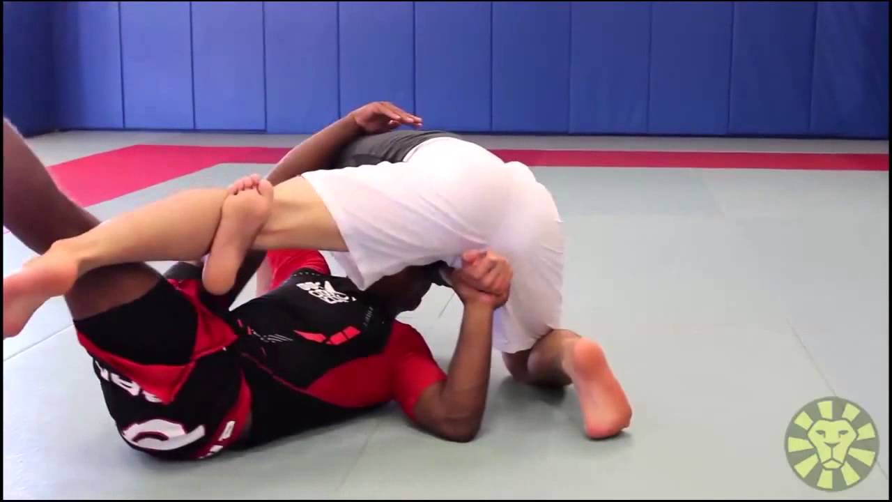 Butterfly Sweep to Calf Slicer  – Wilson Reis