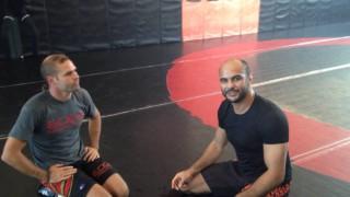 Double Leg -Jeff Marsh featuring Bernardo Faria